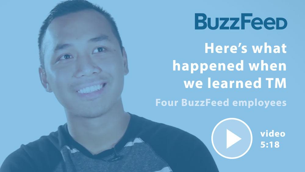 Buzzfeed on TM